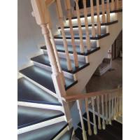 Лестницы из дерева, комплектующие (0)
