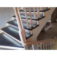 Лестницы из дерева под ключ, комплектующие. (26)