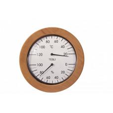 Термогигрометр для сауны и бани, 145мм