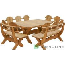 Комплект мебели из ясеня