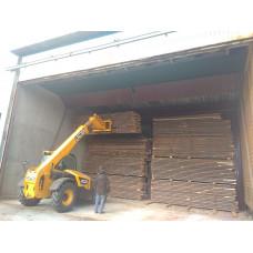 Услуги по сушки древесины