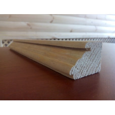 Багетная рейка сосна 30*40мм профиль № 1
