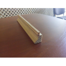 Багетная рейка сосна 16*23мм профиль № 6