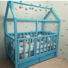 Кроватки из массива дерева
